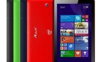 Kolorowy, tani tablet z systemem Windows 8.1