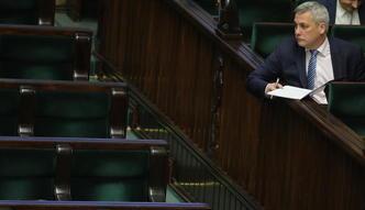 Minister Adamczyk potwierdza przyczynę dymisji Jerzego Szmita. Rezygnacja z powodów osobistych