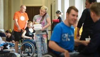Protest w Sejmie zawieszony. Zobacz, co udało się osiągnąć rodzicom niepełnosprawnych