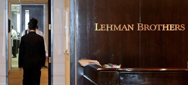 Od upadku Lehman Brothers mija 10 lat