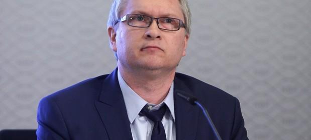 Eryk Łon jest jednym z dziesięciu członków Rady Polityki Pieniężnej
