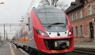 Najnowocześniejsze pociągi w Polsce są już w trasie. Można nimi podróżować Wielkopolsce