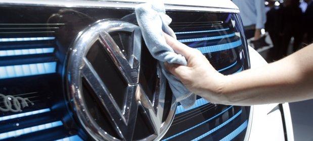 Nowy projekt VW wzbudził duże zainteresowanie na targach w Dusseldorfie