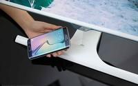 Pierwsze monitory z opcją bezprzewodowego ładowania smartfonów