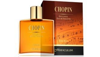 """""""Chopin"""" na wyłączność Miraculum. Nie będzie takich drugich perfum"""