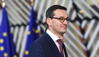 Morawiecki będzie rozmawiał o euro. Ale nie dla Polski