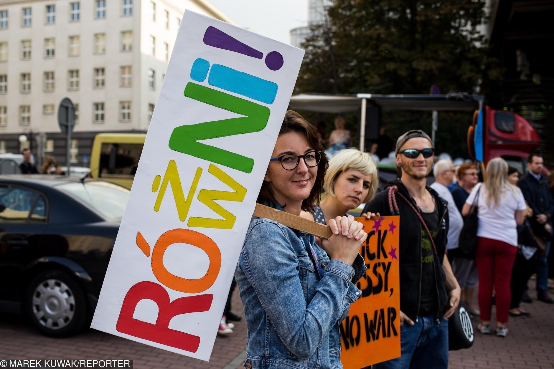 Polskie firmy unikają osób LGBT