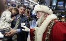 Rajd świętego Mikołaja. Inwestorzy giełdowi mogą w grudniu liczyć na zyski
