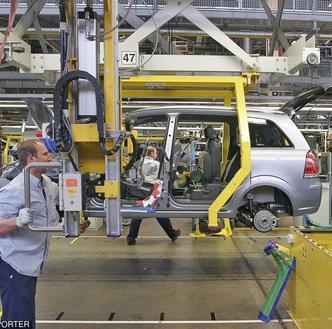 Mocny początek roku w przemyśle. Skokowy wzrost produkcji budowlano-montażowej