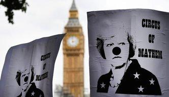 Rząd premier May może zerwać negocjacje ws. Brexitu. Tajne spotkanie z biznesmenami