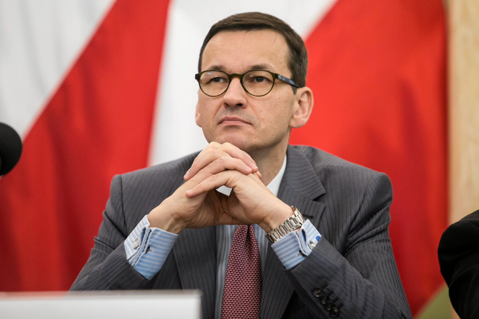 10 tys. plus dla emerytów. Premier Mateusz Morawiecki wraca do pomysłu sprzed miesięcy