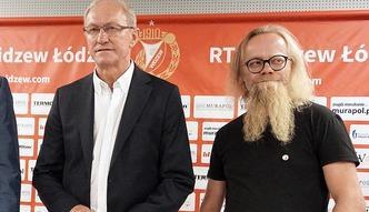 Kochał grać w Football Managera, więc kupił sobie Widzew Łódź. Z Franzem składu nie ustala
