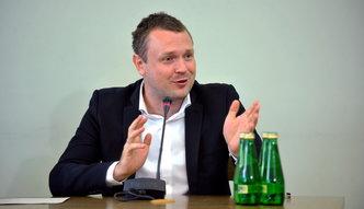 Michał Tusk w prokuraturze. Śledczy zajęli się jego wynagrodzeniem