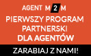 Pierwszy program partnerski dla agentów