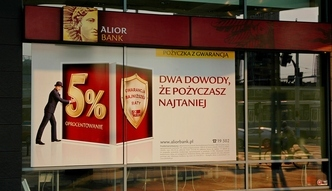 Alior współpracuje z Wonga.com. Platforma pożyczek bankowych ma dać 3 mld zł za trzy lata
