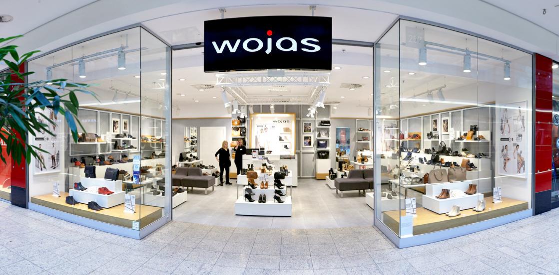 1b5d3942 Wojas chce zmniejszyć sieć salonów. Najdłuższa seria strat w historii -  Money.pl