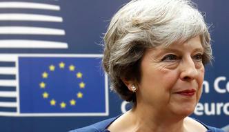 """Deklaracja Theresy May. """"Mieszkający w UK legalnie, będą mogli zostać"""""""