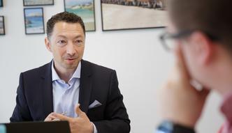Mario Shiliashki dla money.pl: To fintechy nadają tempo rozwoju w finansach