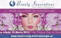 Beauty Innovations - Forum Branży Kosmetycznej 2016