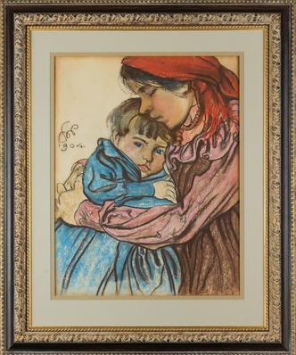 Rynek dzieł sztuki w Polsce. Obraz Wyspiańskiego sprzedany za rekordową kwotę