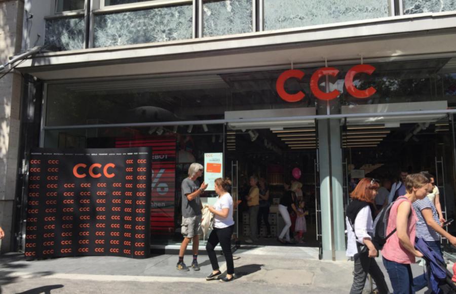 Inwestorzy stracili wiarę w CCC. Malejącą sprzedaż i problemy w Niemczech
