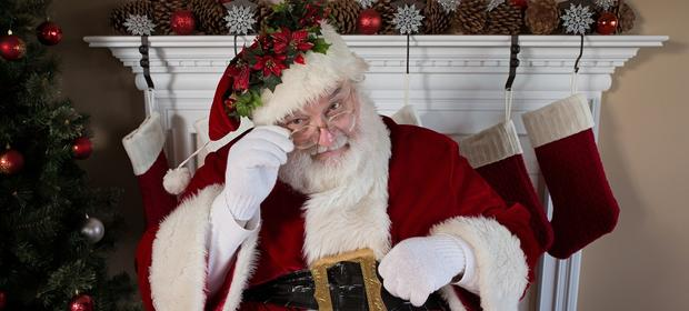 Cena wizyty św. Mikołaja to nawet kilkaset złotych za kilkanaście minut rozmowy z dziećmi. Chętnych nie brakuje