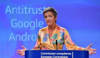 Rekordowa kara dla Google. Komisja Europejska nakazuje zapłacić aż 4,3 mld euro
