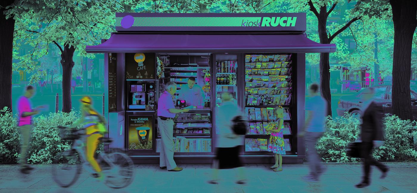 Kłopoty RUCH-u. Spółka traciła, zarząd - nie