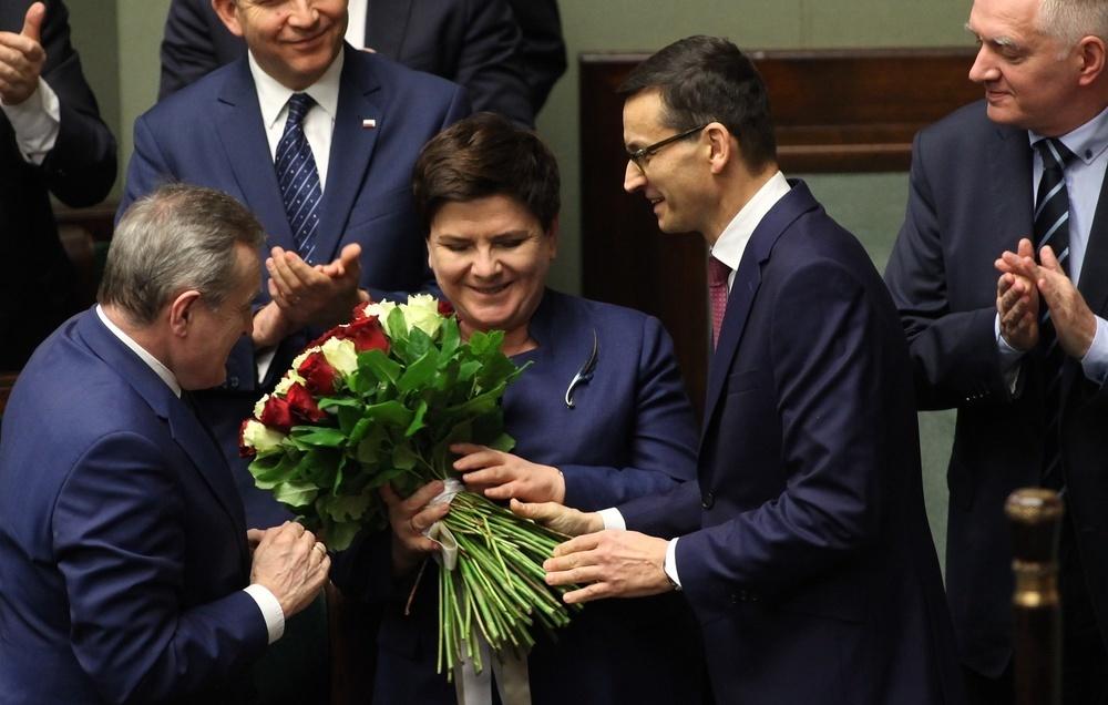 13f6e6e4b24496 Po co w rządzie Beata Szydło? Cymański dostał niewygodne pytanie