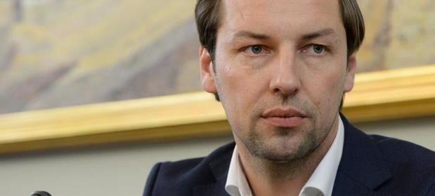 Wojciech Pastor, były pracownik Amber Gold przed sejmową komisją śledczą