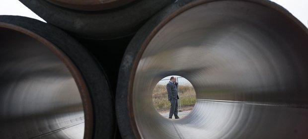 W KE trwają konsultacje ws. gazociągu z Rosji do Niemiec