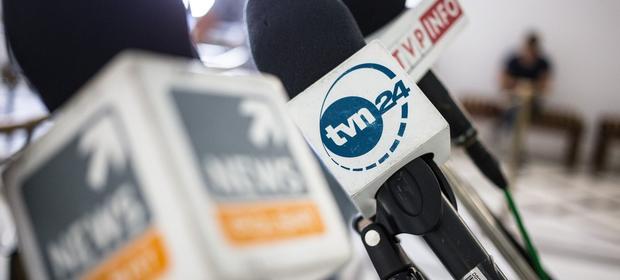 KRRiT najpierw nałożył karę na nadawcę TVN, a później ją cofnął