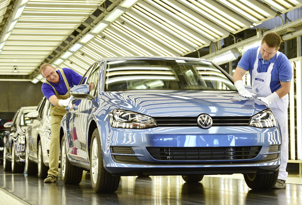 Gigantyczna inwestycja Volkswagena pod Poznaniem. Jej wartość to ponad 400 milionów euro