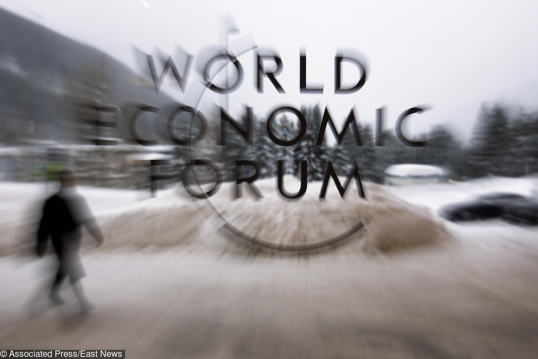 Polski Żubr na światowym szczycie gospodarczym, czyli Bank Pekao S.A. w Davos