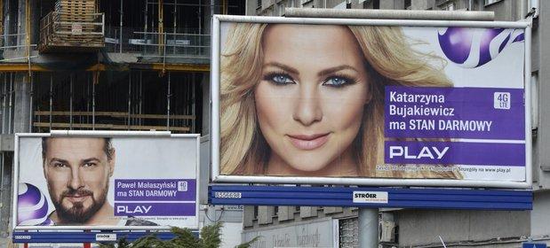Celebryci na billboardach nie dają już bezpośredniego przełożenia na notowania giełdowe