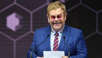 """Elton John zaskoczył biznesmenów podczas Światowego Forum Ekonomicznego. """"Są rzeczy ważniejsze niż sława i pieniądze"""""""