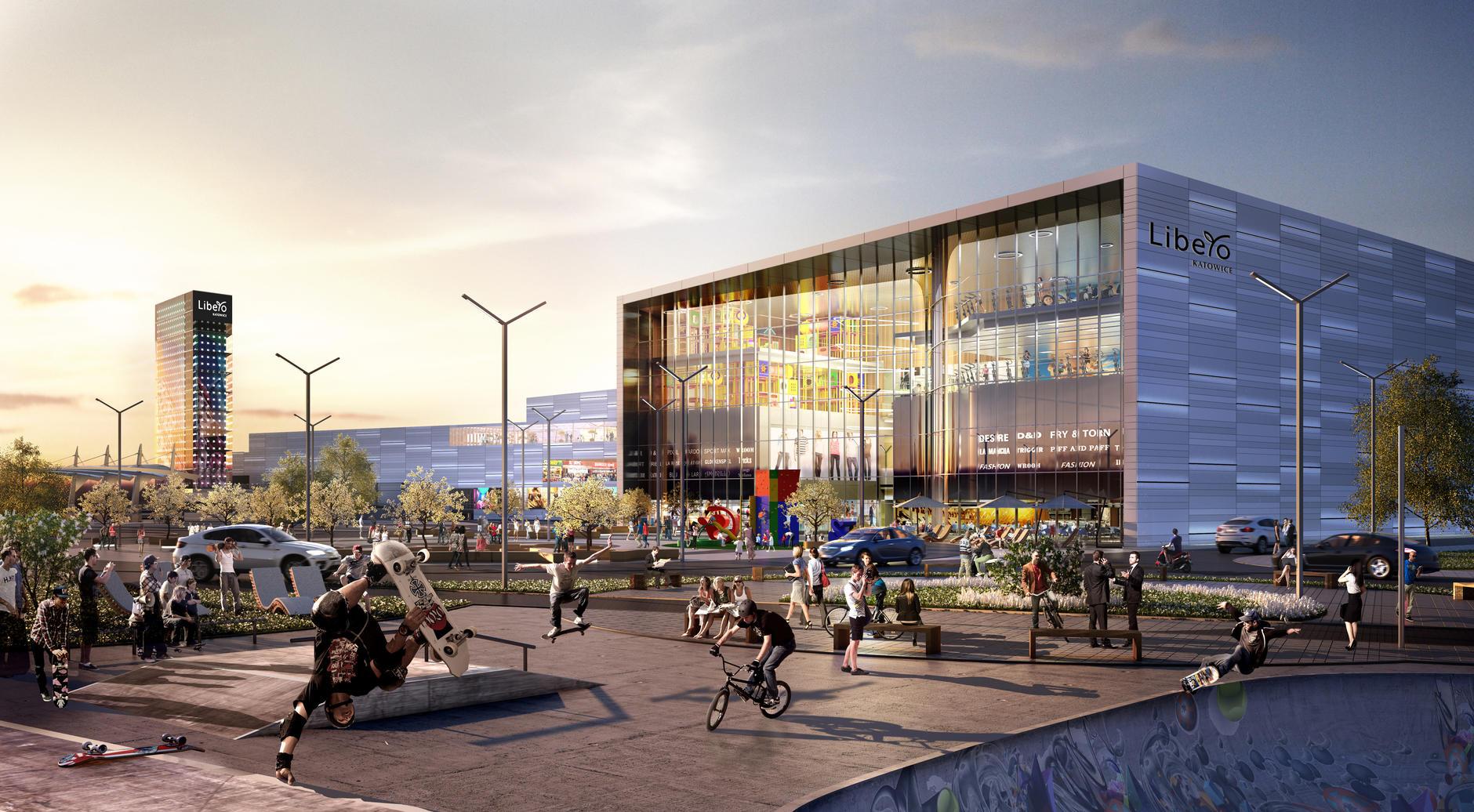 Echo Investment buduje milion metrów kwadratowych