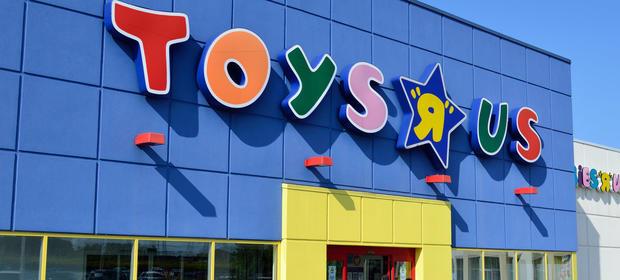 Toys R Us to jedna z ofiar sukcesu giganta internetowego Amazon.