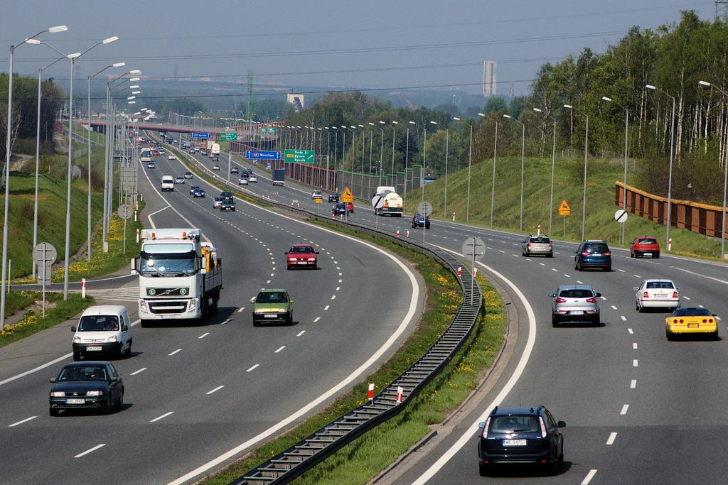 b66fe02a32a33 Bramki samoobsługowe na autostradzie A4 Katowice-Kraków - Money.pl
