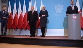 Nowy skład kancelarii premiera Mateusza Morawieckiego. Marek Suski szefem gabinetu politycznego