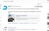 Retargetowanie reklam w internecie. Testy na facebooku