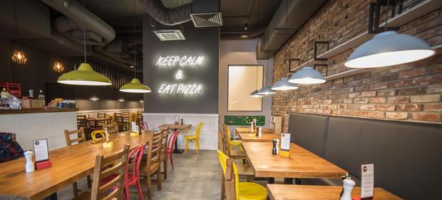 Nowa pizzeria w Piastowie ma dać początek dużej sieci, zarządzanej przez Sfinks Polska