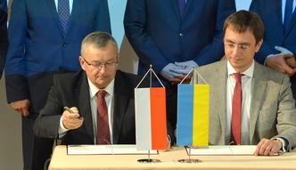 Budowa trasy Via Carpatia. Polska i Ukraina będą współpracować